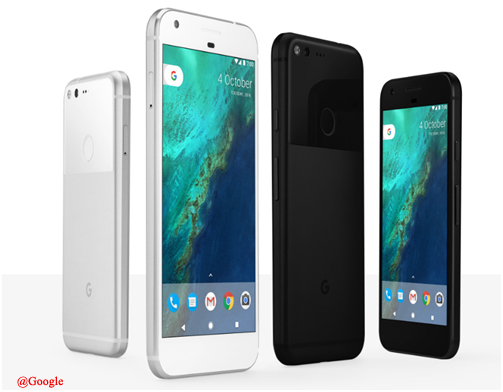 Pixel phone by product