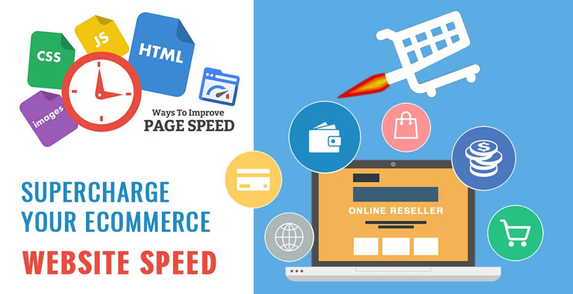 How to increase the loading speed for eCommerce website?